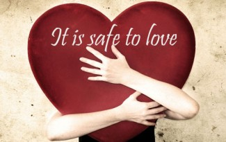 Affirmations for Relationships - It is safe to love.