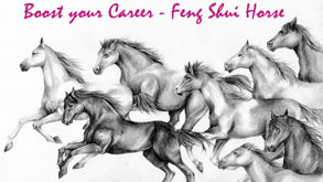 ​Boost your Career Growth with Galloping Horse - Feng Shui