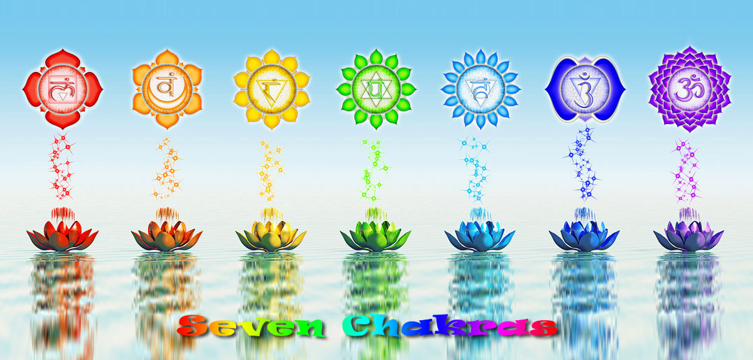 seven Chakras - Alternate Healing