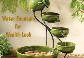 Alternate Healing - Water Fountain for Wealth Enhancement