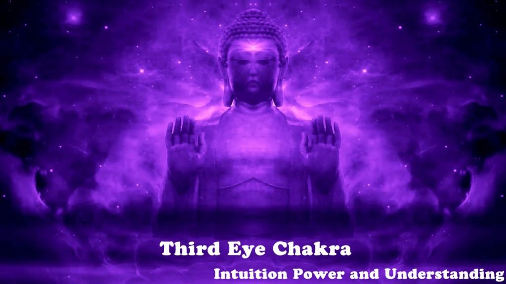 Third Eye Chakra (Ajna) for Intuition and Understanding - AlternateHealing.net