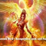 Phoenix Bird - FengShui Enhancer for Recognition Luck and Fame - AlternateHealing.net