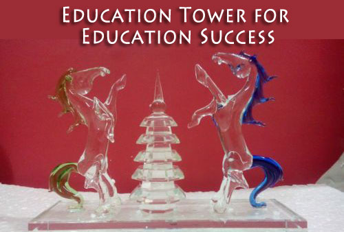 Education Tower – Education Luck for Children - AlternateHealing.net