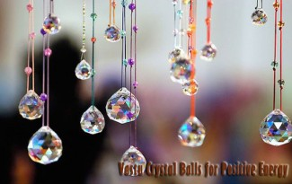 Vastu Crystal Balls for Positive Energy - AlternateHealing.net